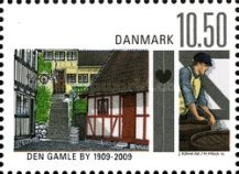 """[The 100th Anniversary of """"The Old Town"""" in Århus, Typ AMY]"""