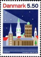 [EUROPA Stamps - Astronomy, Typ ANG]
