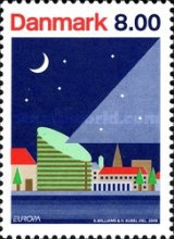 [EUROPA Stamps - Astronomy, Typ ANH]