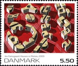 [Stamp Art - Houses in Motion, Typ ANQ]