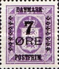 [Coat of Arms - Government Service Stamps Surcharged New Value, Typ AO5]