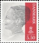 [Queen Margrethe II - Self Adhesive Stamps, Typ AOF]