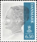 [Queen Margrethe II - Self Adhesive Stamps, Typ AOF1]
