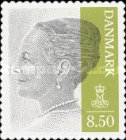 [Queen Margrethe II - Self Adhesive Stamps, Typ AOF2]
