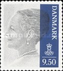 [Queen Margrethe II - Self Adhesive Stamps, Typ AOF3]