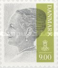 [Queen Margrethe II - Self Adhesive Stamps, Typ AOF6]