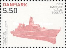 [The 500th Anniversary of the Royal Danish Navy, Typ AOQ]