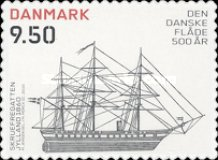 [The 500th Anniversary of the Royal Danish Navy, Typ AOT]