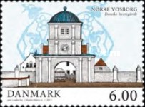 [Danish Manor Houses - Self Adhesive Stamps, Typ APM]
