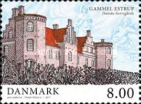 [Danish Manor Houses - Self Adhesive Stamps, Typ APP]