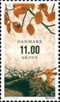 [EUROPA Stamps - The Forest. Self Adhesive, Typ APR]