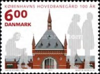 [The 100th Anniversary of Copenhagen Central Station, Typ AQJ]