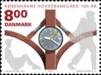 [The 100th Anniversary of Copenhagen Central Station, Typ AQK]