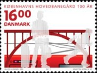 [The 100th Anniversary of Copenhagen Central Station, Typ AQM]