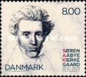 [The 200th Anniversary of the Birth of Søren Kierkegaard, 1813-1855 - Joint Issue with Faroe Islands, Typ ARZ]