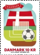 [The 800th Anniversary of the Danish Flag, type AXY]