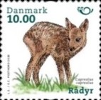 [NORDIC Issue - Mammals in Scandinavia, Typ AZE]