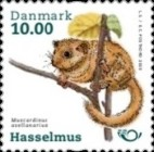 [NORDIC Issue - Mammals in Scandinavia, Typ AZH]