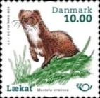 [NORDIC Issue - Mammals in Scandinavia, Typ AZI]