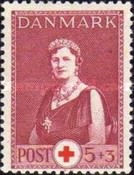 [Queen Alexandrine - Red Cross Charity, type BN2]