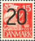 [Caravel Stamps of 1933-1934 Surcharged, type BQ]