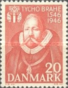 [The 400th Anniversary of the Birth of Tycho Brahe, Typ CB]