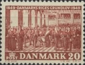 [The 100th Anniversary of the Danish Constitution, Typ CK]
