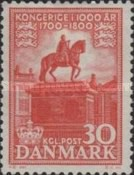 [The 1000th Anniversary of the Kingdom of Denmark, Typ DD]