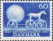 [The 150th Anniversary of the National Museum, type DQ1]