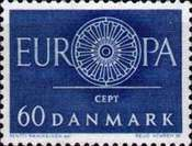 [EUROPA Stamps, Typ EE]