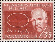 [The 50th Anniversary of Niels Bohr's Atomic Theory, Typ ES]