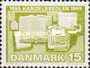 [The 100th Anniversary of the First Danish Business School in Denmark, Typ EZ]