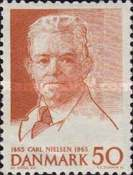 [The 100th Anniversary of the Birth of Carl Nielsen - Composer, Typ FB]