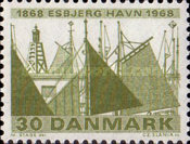 [The 100th Anniversary of Esbjerg Harbour, Typ FW]