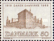 [The 50th Anniversary of the Association of Danes Living Abroad, Typ GH]