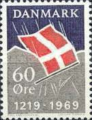 [The 700th Anniversary of the Fall of the Dannebrog from Heaven, Typ GI]