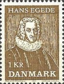 [The 250th Anniversary of Arrival of Hans Egede in Greenland, type HF]