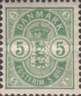 [Coat of Arms - Different Perforation, type I4]