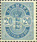 [Coat of Arms - Different Perforation, Typ I8]