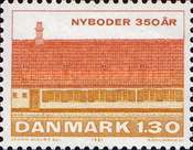 [The 350th Anniversary of Nyboder Development, type ND]