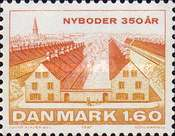 [The 350th Anniversary of Nyboder Development, type NE]