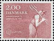 [EUROPA Stamps - Historic Events, Typ NW]