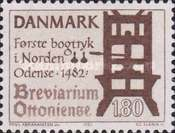 [The 500th Anniversary of Printing in Denmark, Typ OB]