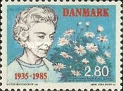 [The 50th Anniversary of the Arrival of Queen Ingrid in Denmark, Typ PZ]