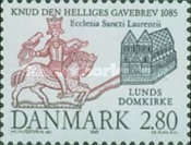 [The 900th Anniversary of St.Knut's Land Grant to Lund Cathedral, Typ QB]