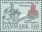 [The 900th Anniversary of St.Knut's Land Grant to Lund Cathedral, Typ QC]
