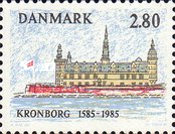 [The 400th Anniversary of Kronborg castle, Typ QH]