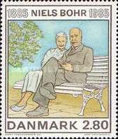 [The 100th Anniversary of the Birth of Niels Bohr, Typ QJ]