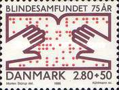 [The 75th Anniversary of the Danish Society for the Blind, Typ QS]