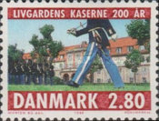 [The 200th Anniversary of the Royal Danish Life Guards Barracks Life and Rosenborg Drilling Ground, Typ QT]